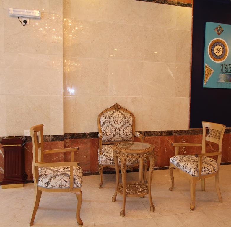 Amjad al dhiyafa annuaire des h tels la mecque for Salon du hajj