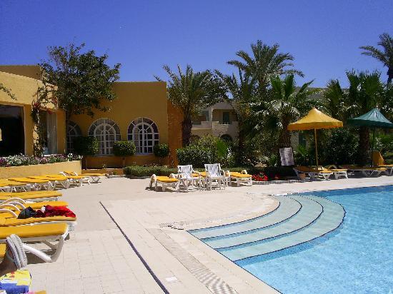 Hotel Ksar Djerba Tunisia The Hotel Ksar Djerba Has a