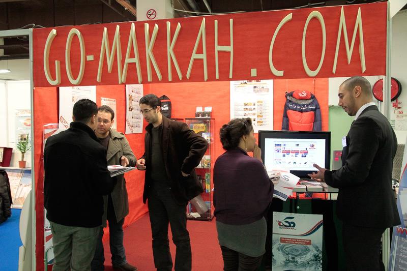 participation de go makkah au salon hajj et omra