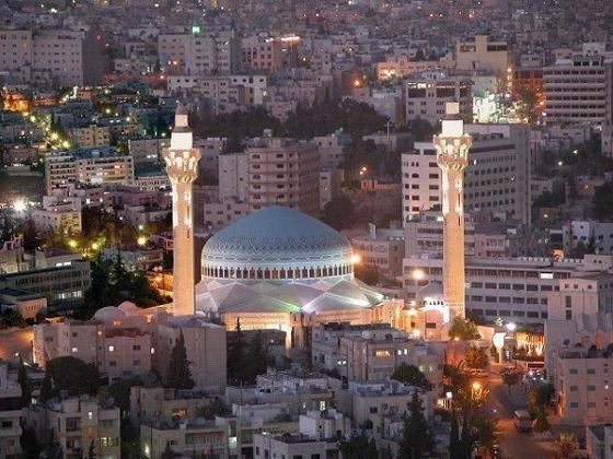 amman capitale de jordanie